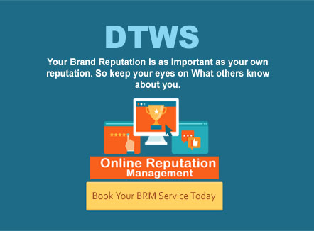brand reputation management offer