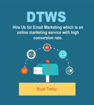 email marketing offer